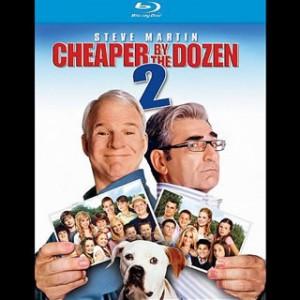 Cheaper by the Dozen 2 – Blu-ray Edition