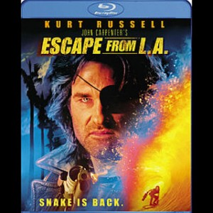 Escape From L.A. – Blu-ray Edition