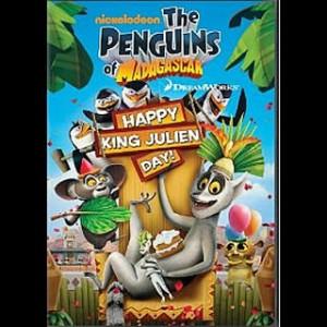 The Penguins of Madagascar: Happy Julien Day
