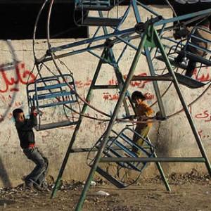 Aisheen: Still Alive in Gaza @ Montreal International Documentary Film Festival
