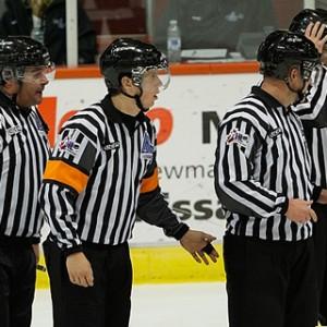 Junior de Montreal vs. Drummondville Voltigeurs