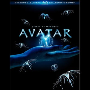Avatar: 3 Disc Extended Collector's Edition – Blu-ray