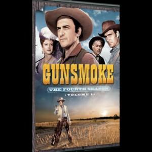 Gunsmoke: The Fourth Season – Volume 1