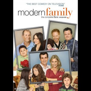 Modern Family:The Complete First Season