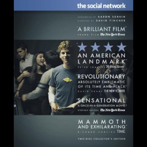 The Social Network: 2-Disc Collector's Edition – Blu-ray Edition