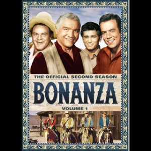 Bonanza: The Official Second Season – Volume 1