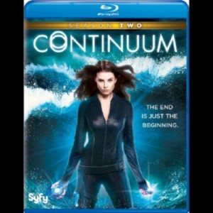 Continuum: Season Two – Blu-ray Edition