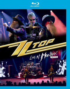 ZZ Top Live at Montreux 2013 – Blu-ray Edition