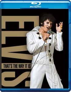 Elvis: That's The Way It Is – Blu-ray Edition