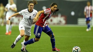 U-20 Women's World Cup – Group Stage – France vs. Costa Rica and New Zealand vs. Paraguay @ Olympic Stadium – August 6, 2014