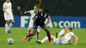 U-20 Women's World Cup – Group Stage – France vs. New Zealand and Paraguay vs. Costa Rica @ Olympic Stadium – August 9, 2014