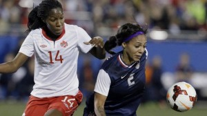 2014 U-20 Women's World Cup Hosted by Canada