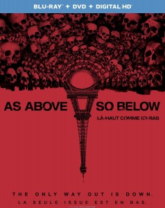 As Above, So Below – Blu-ray/DVD Combo Edition