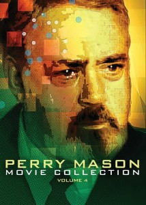 Perry Mason: Movie Collection – Volume 4