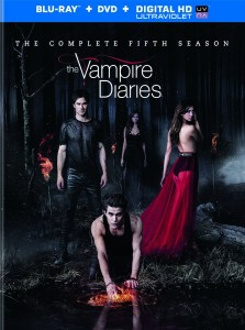 The Vampire Diaries: The Complete Fifth Season – Blu-ray Edition