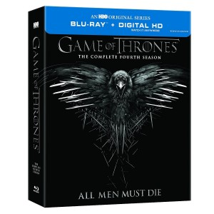 Game of Thrones: The Complete Fourth Season – Blu-ray Edition