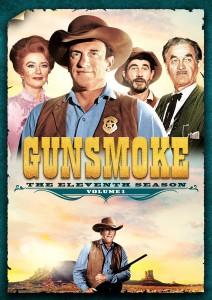 Gunsmoke: The Eleventh Season – Volume 1