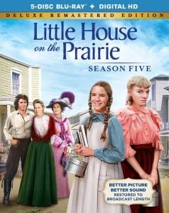 Little House on the Prairie: Season Five – Blu-ray Edition