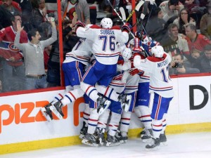 NHL Playoffs: Round #1 – Montreal Canadiens vs. Ottawa Senators @ Canadian Tire Centre – April 19, 2015
