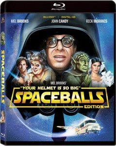 Spaceballs: Your Helmut is So Big Edition – Blu-ray Edition