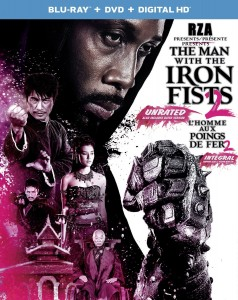 The Man With the Iron Fists 2 – Blu-ray/DVD Combo Edition