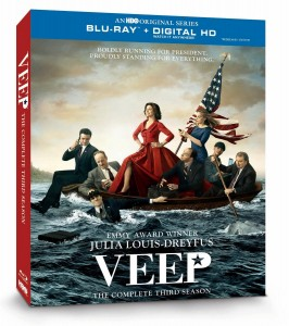 Veep: The Complete Third Season – Blu-ray Edition