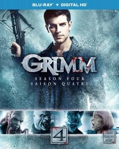 Grimm: Season Four – Blu-ray Edition