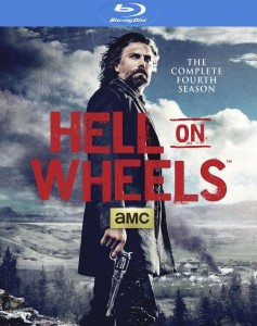 Hell on Wheels: The Complete Fourth Season – Blu-ray Edition