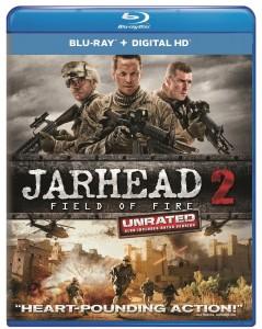 Jarhead 2: Unrated – Blu-ray Edition