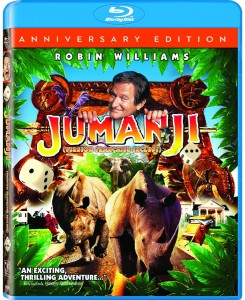 Jumanji: Anniversary Editon – Blu-ray Edition