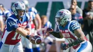 Montreal Alouettes vs. Winnipeg Blue Bombers @ Percival Molson Stadium – September 20, 2015