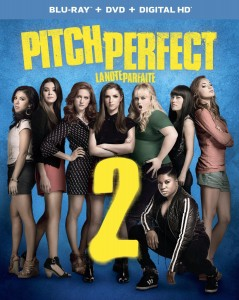 Pitch Perfect 2 – Blu-ray/DVD Combo Edition