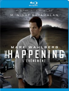 The Happening – Blu-ray Edition