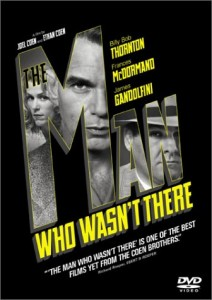 The Man Who Wasn't There – Blu-ray Edition
