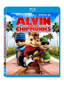 Alvin and the Chipmunks – Blu-ray/DVD Combo Edition