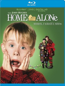 Home Alone: 25th Anniversary – Blu-ray/DVD Combo Edition