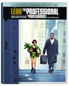 Supreme Cinema Series: Leon The Professional – Blu-ray Edition