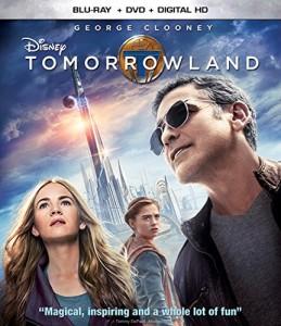 Tomorrowland – Blu-ray/DVD Combo Edition