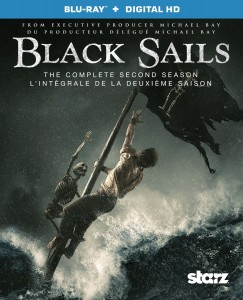 Black Sails: The Complete Second Season – Blu-ray Edition