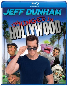 Jeff Dunham: Unhinged in Hollywood – Blu-ray Edition