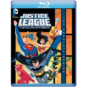 Justice League Unlimited: The Complete Series – Blu-ray Edition