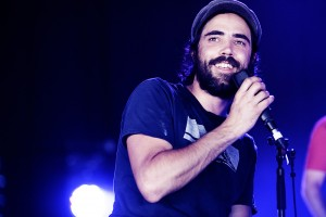 Patrick Watson Stays Home for Christmas