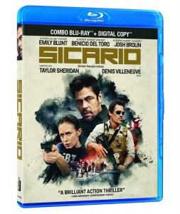 Sicario – Blu-ray Edition