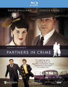 Agatha Christie's Partners in Crime – Blu-ray Edition