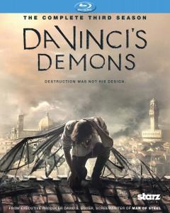 Da Vinci's Demons: The Complete Third Season – Blu-ray Edition