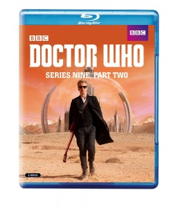 Doctor Who: Series Nine Part Two – Blu-ray Edition