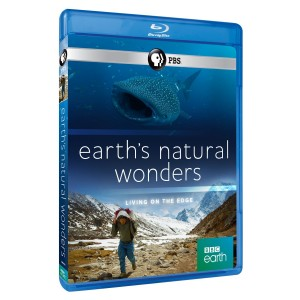 Earth's Natural Wonders – Blu-ray Edition
