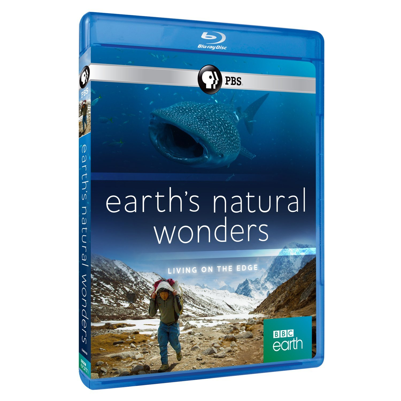 Earth's Natural Wonders – Blu-ray Edition