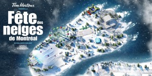 Get Outdoors with Fete des Neiges