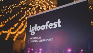 Come Out and Help Igloofest Celebrate its 10th Anniversary